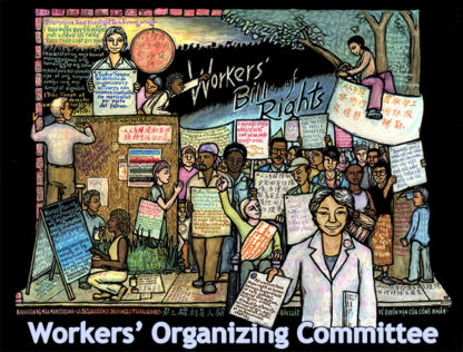Workers Bill of Rights Poster